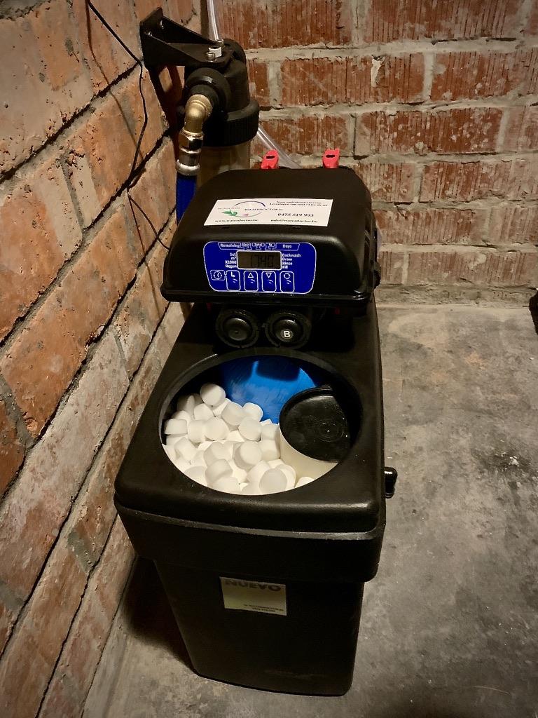 Ieper waterverzachter appartement