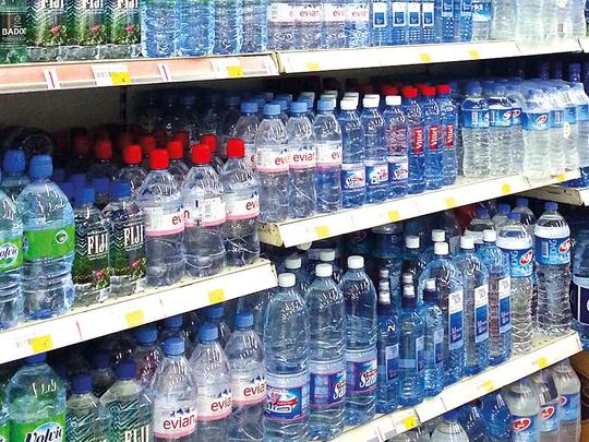 met onze drinkwatersystemen hoef je nooit nog flessen te kopen