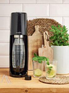 Gratis Sodastream bij Vision drinkwaterfilter