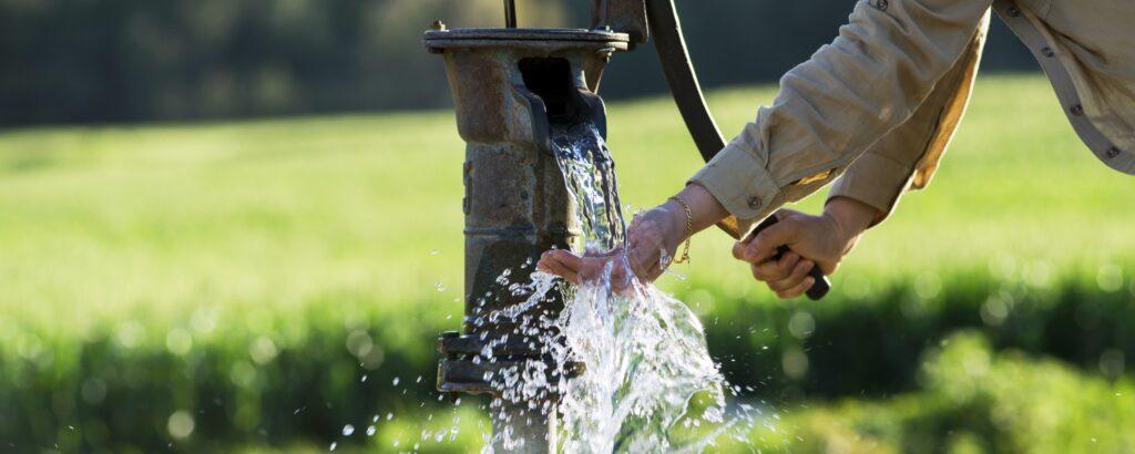 Grondwater drinkbaar en lekker maken