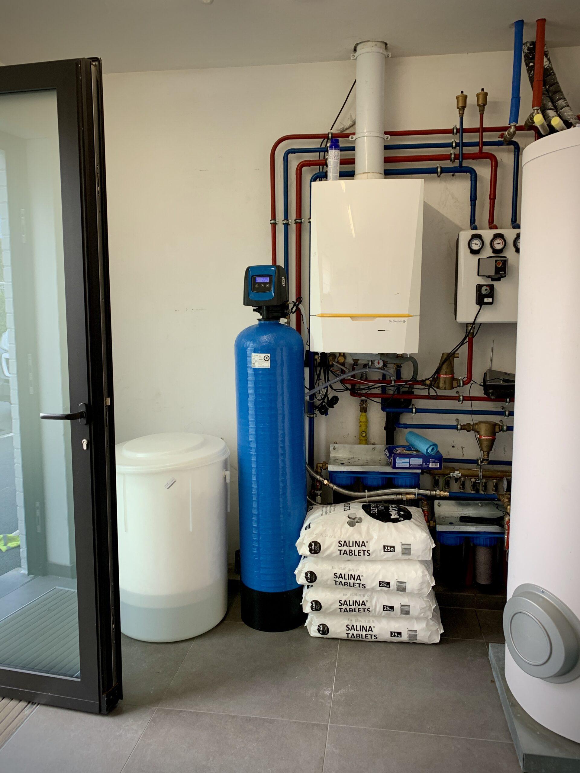 grondwater ijzer ieper
