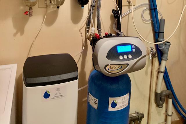 Grondwater gezuiverd tot drinkwater in Proven