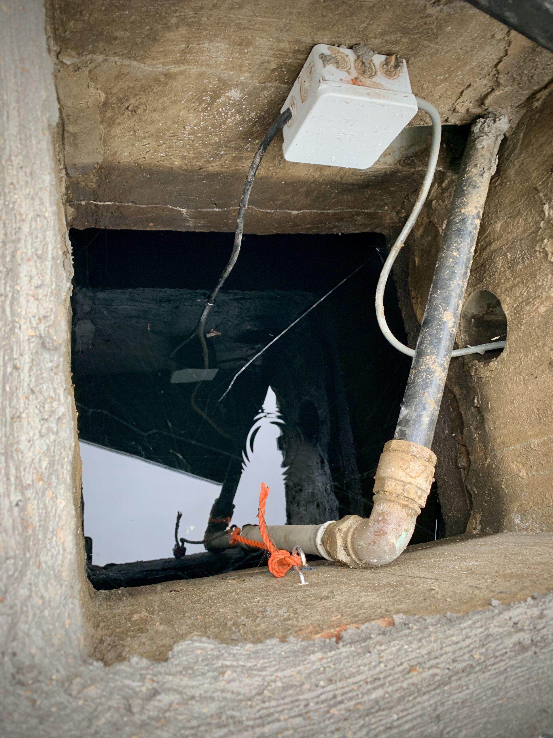 ijzerfilter grondwater ieper
