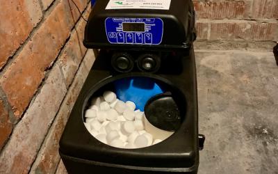 Waterverzachter voor appartement